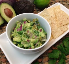 Roasted Hatch Chile Guacamole