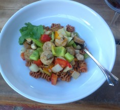 Sausage & Vegetable Stir Fry