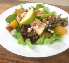 Pear and Beet Salad