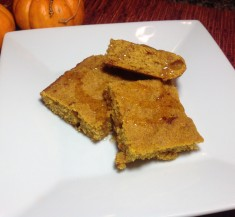 Cinnamon Pumpkin Cornbread