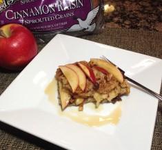 Overnight Cinnamon Raisin French Toast Bake