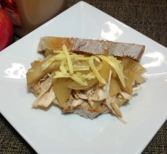 Apple Cider Slow-Cooker Chicken
