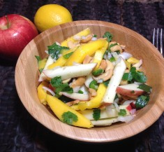 Thai Mango Apple Salad