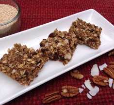 Quinoa On-The-Go Energy Bars