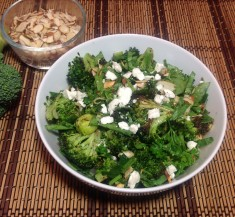Emerald Broccoli Salad