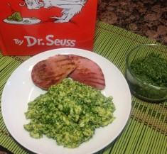 REAL Green Eggs and Ham