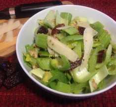 Celery and Walnut Salad