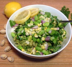 Spring Green Couscous