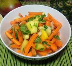 Tropical Carrot Salad