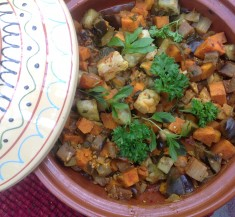 Garden Vegetable Tagine