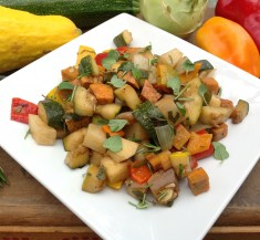 Simple Sautéed Vegetables