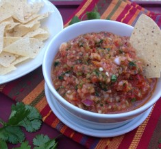 Easy Roasted Salsa