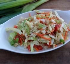 Crunchy Asian Coleslaw