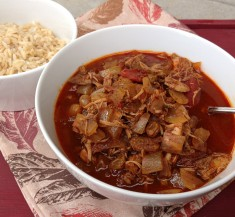 Spanish Turkey Stew