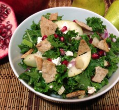 Winter Fattoush Salad