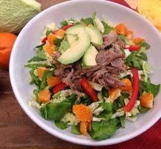 Island Pork Salad