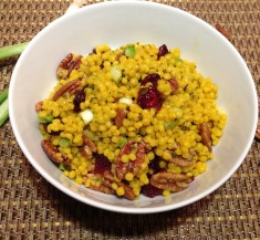 Cranberry and Pecan Couscous
