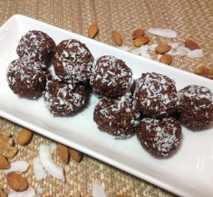 Chocolate Chia Energy Bites