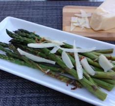 Savory and Simple Roasted Asparagus