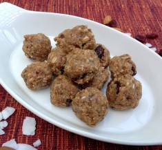 Almond Butter Bites