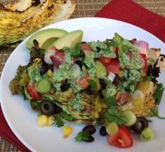 Southwest Wedge Salad
