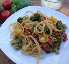 Broccoli Parmesan Pasta
