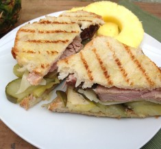 Tropical Pork Cuban Sandwich