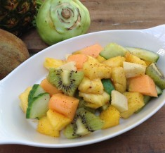 Mexican Spiced Fruit Salad