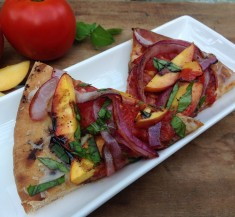 Grilled Summer Pizza