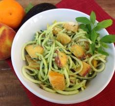 Citrus Zucchini Salad