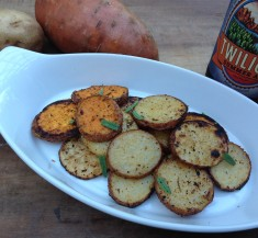 Beer-Marinated Rosemary Potatoes