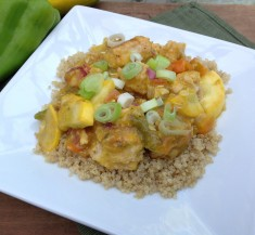 Jalapeno Mango Chicken Stir-Fry