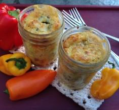 Mason Jar Omelette