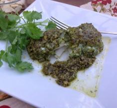 Cilantro Pesto Cod