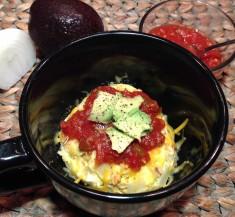 Savory Florentine Mug O'Eggs