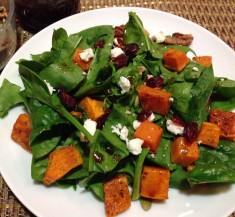 Fall Pumpkin Salad
