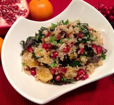 Christmas Quinoa Salad