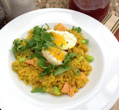 Kedgeree Rice Bowl