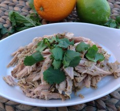 Slow Cooker Cuban Inspired Pork