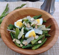 Scallion Asparagus Salad