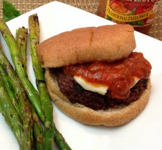 Zesty Pizza Burgers