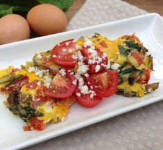Summer Harvest Frittata