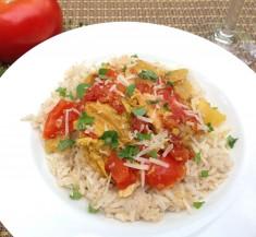 Slow Cooker Brazilian Style Chicken
