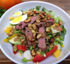 Thai Steak Summer Salad