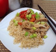 Easy Chicken Bulgogi