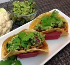 Mexican Veggie Loaded Tacos