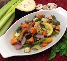 Herb Roasted Vegetable Medley