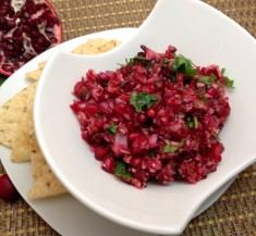 Christmas Cranberry Salsa
