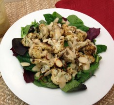 Spiced Cauliflower Salad