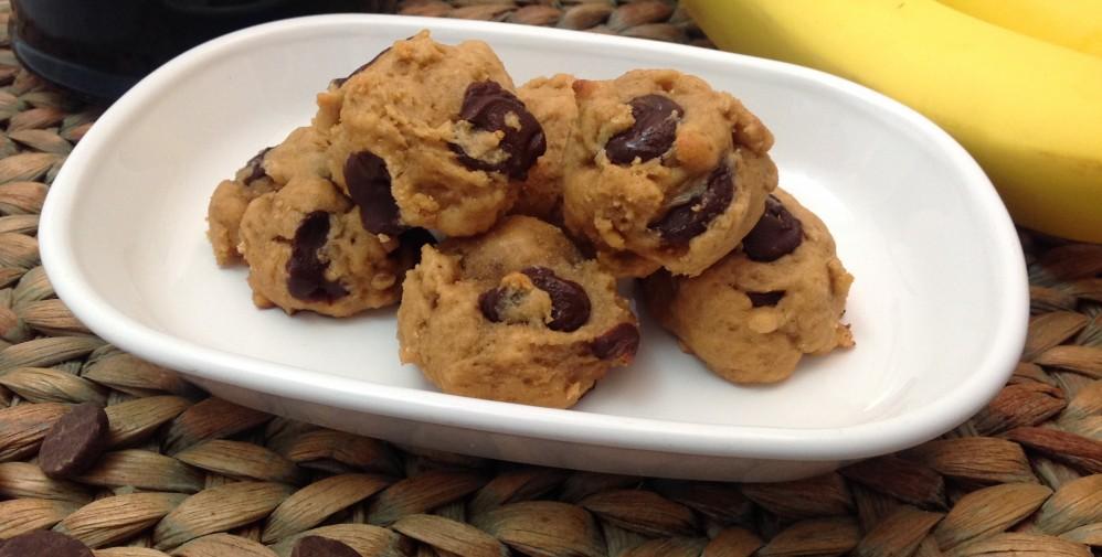 Chunky Monkey Breakfast Cookies